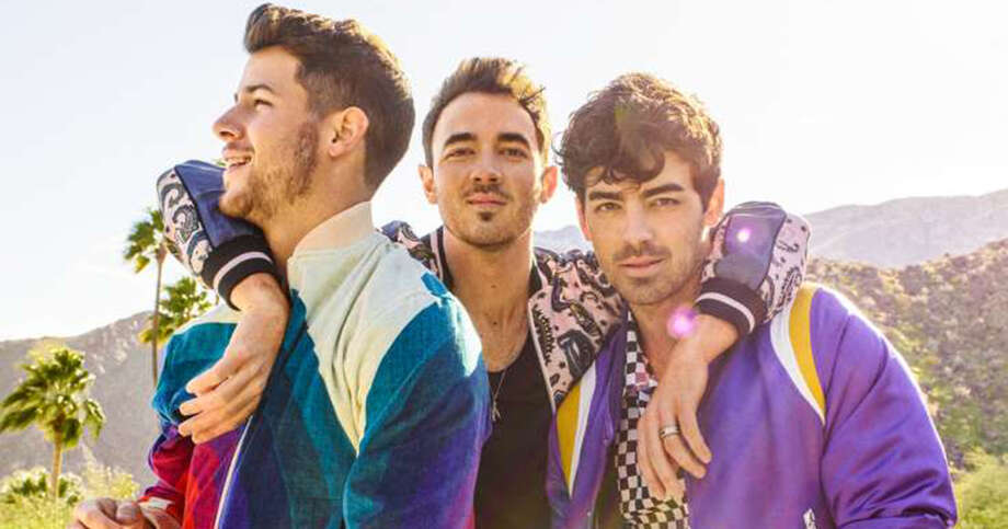 Confirmed: Jonas Brothers are coming to Connecticut this October. Photo: Courtesy, Spurs Sports & Entertainment