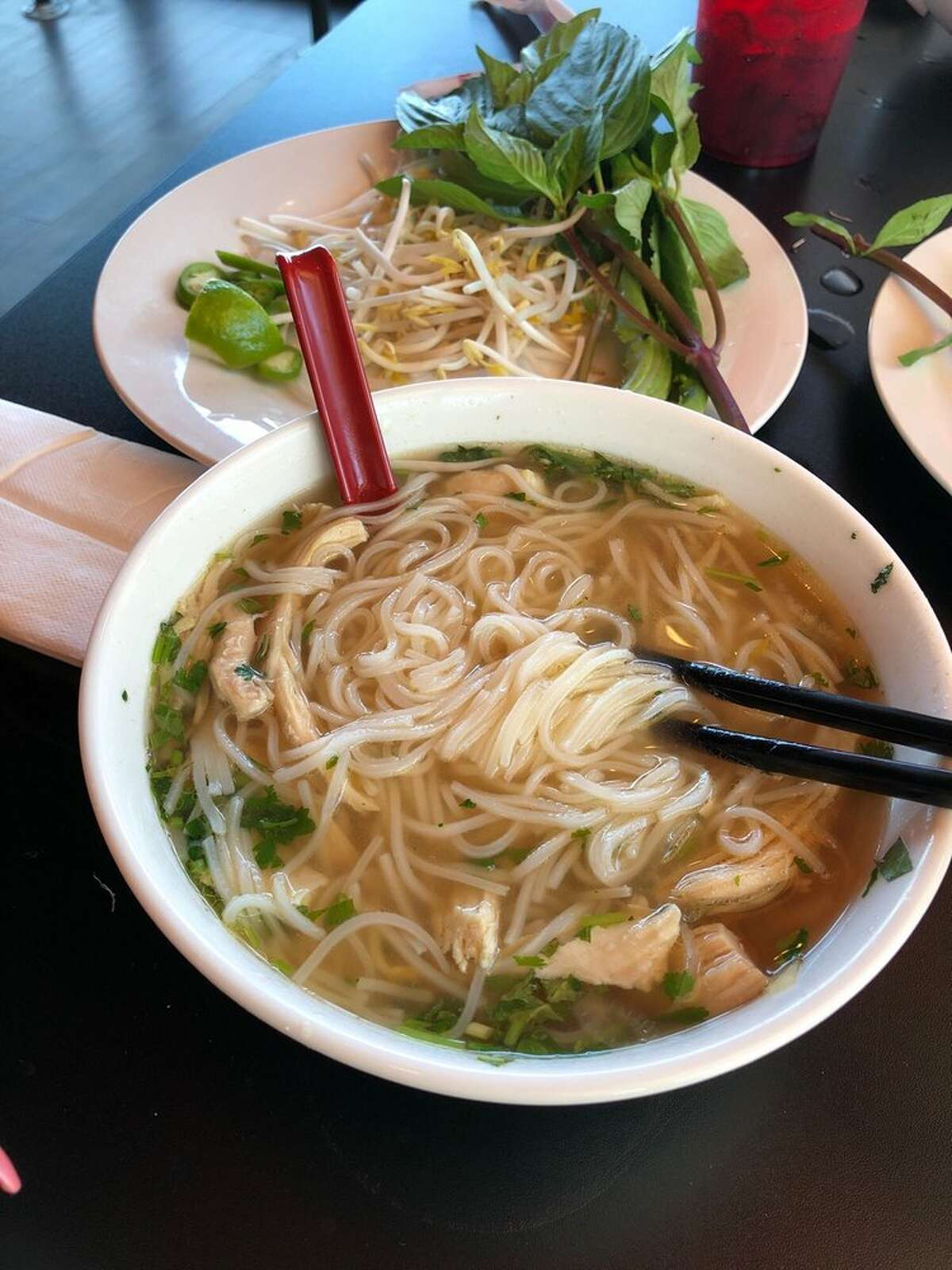 >>>Check out the best pho spots in the Houston area, according to Yelp. All of the quoted reviews below are also from Yelp.com. Photo courtesy Kristen D/Yelp