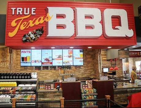 True Texas BBQ at H-E-B.