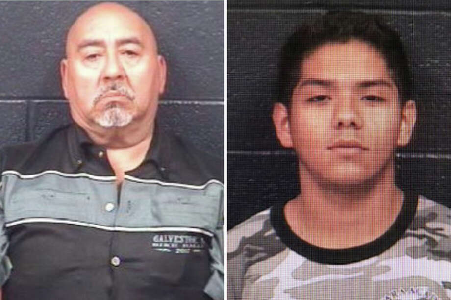 A couple of raids done by Laredo police landed two suspected street-level drug dealers behind bars, authorities said. Photo: Courtesy