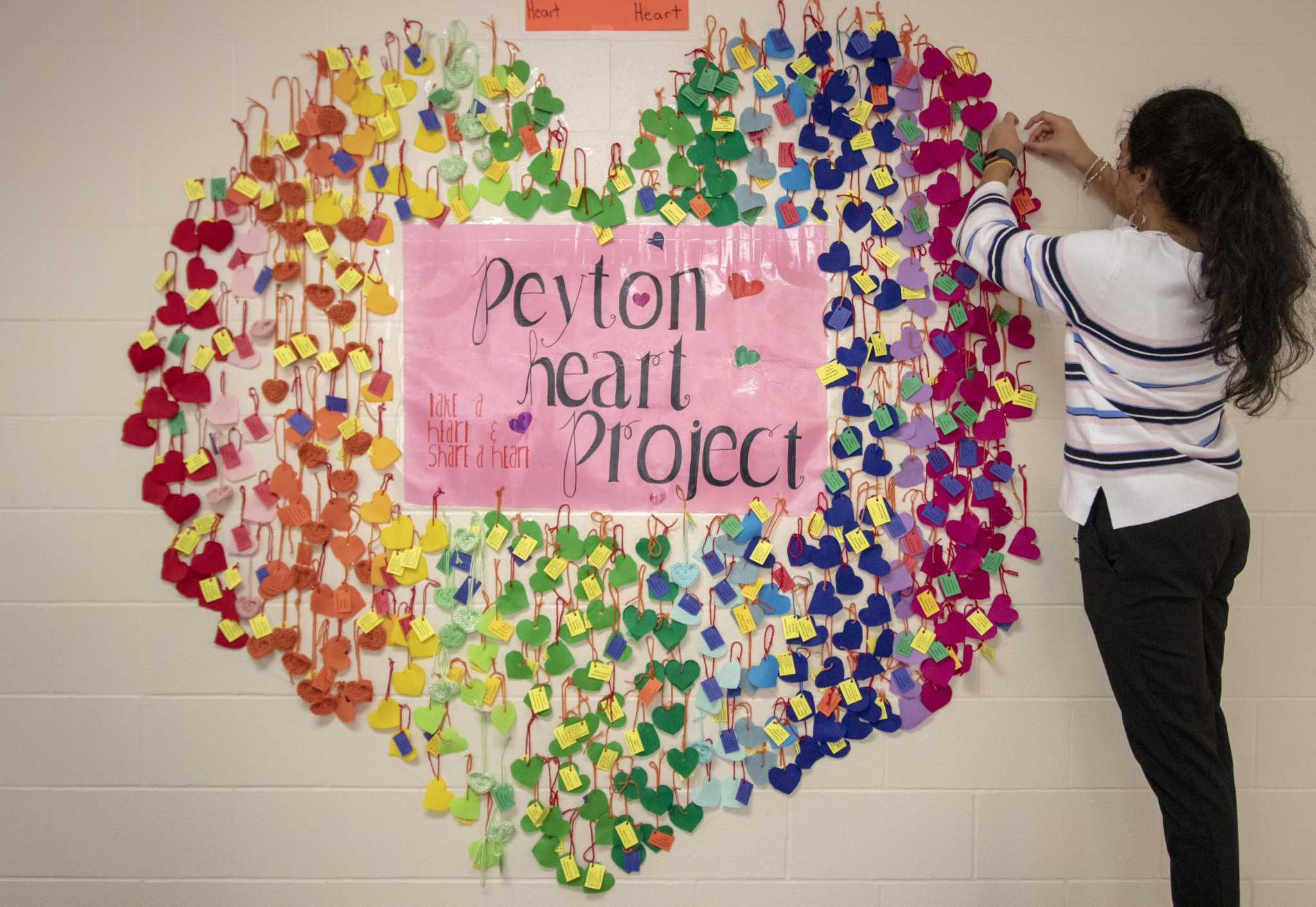 The Woodlands College Park students raise awareness for ...