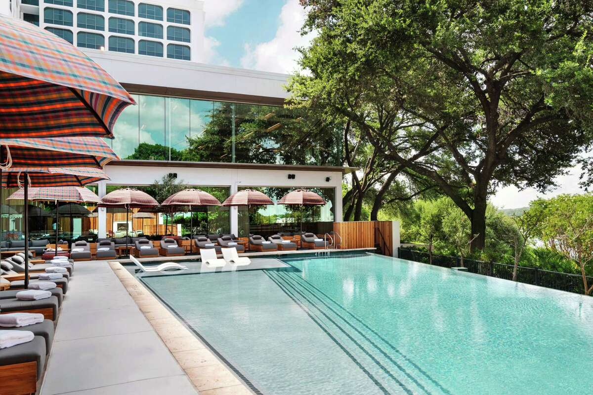 The Line Hotel in Austin Texas