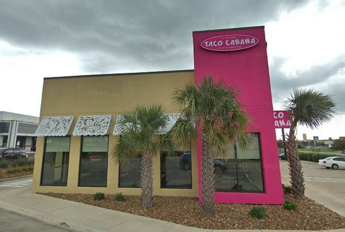 Taco Cabana at 838 Bitters Road in an April 5, 2019, file photo.