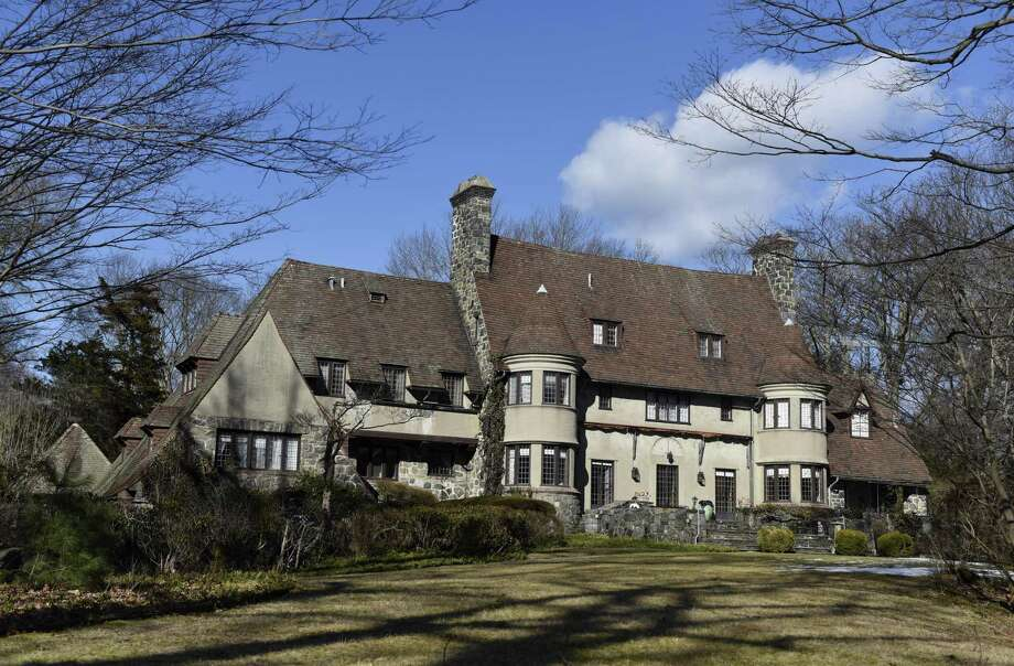 A Greenwich, Conn. estate listed for $6.6 million as of early 2019. Photo: Tyler Sizemore / Hearst Connecticut Media / Greenwich Time
