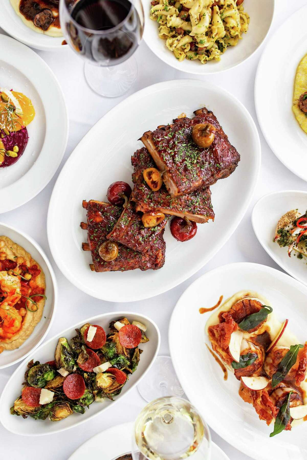 B.B. Italia Kitchen & Bar closed its location in the former Carmelo's Cucina Italiana, 14795 Memorial, and will relocate to a smaller space nearby. The menu includes dishes such as hot Italian cherry pepper glazed baby back ribs.