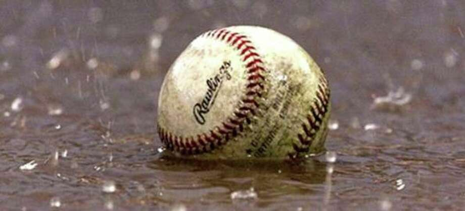 This has been a common problem at sporting fields around the area this week — rained out practices and games. Photo: File Photo