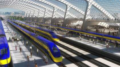 California's high-speed rail might start with old-school diesel trains