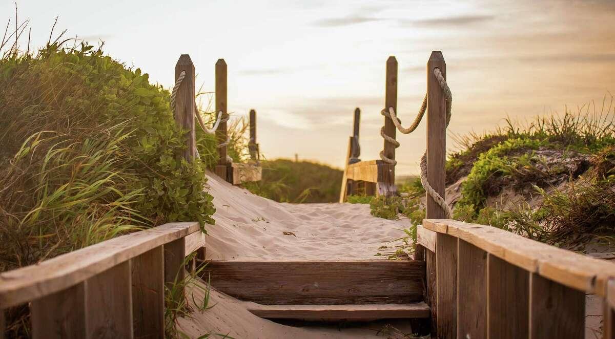Port Aransas is a charming Texas Gulf Coast beach town.