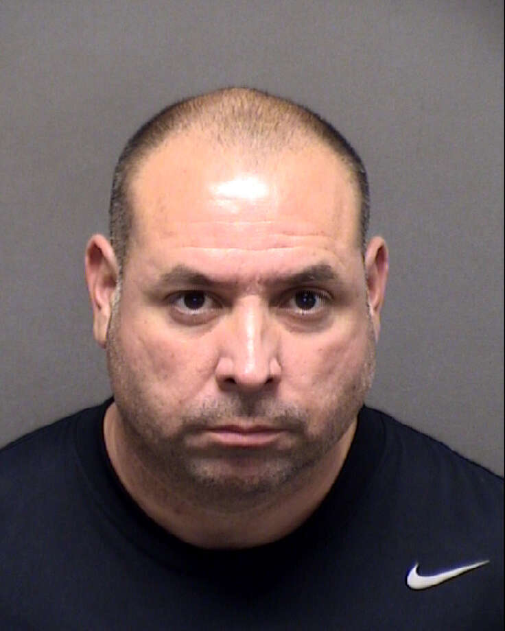 Leonicio Moreno was charged with aggravated perjury in connection to complaints he filed against Pct. 2. Photo: Bexar County Jail
