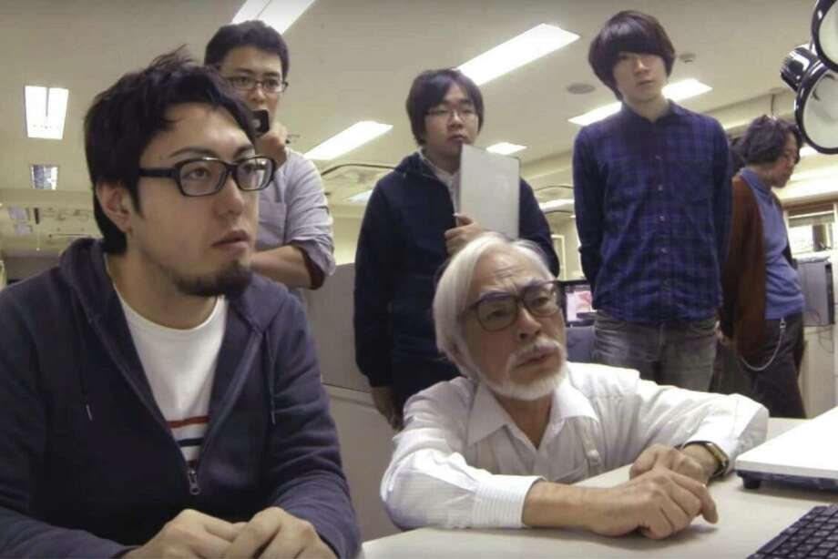 """Never-Ending Man"" follows the life of famed animator Hayao Miyazaki."