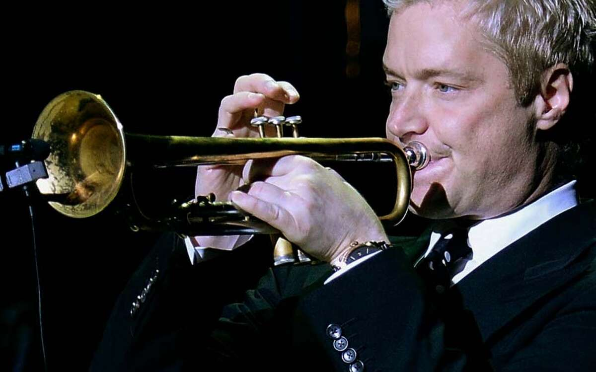 Chris Botti performs during the reopening week of Universal Preservation Hall in Saratoga Springs. (Getty Images: Jamie McCarthy)