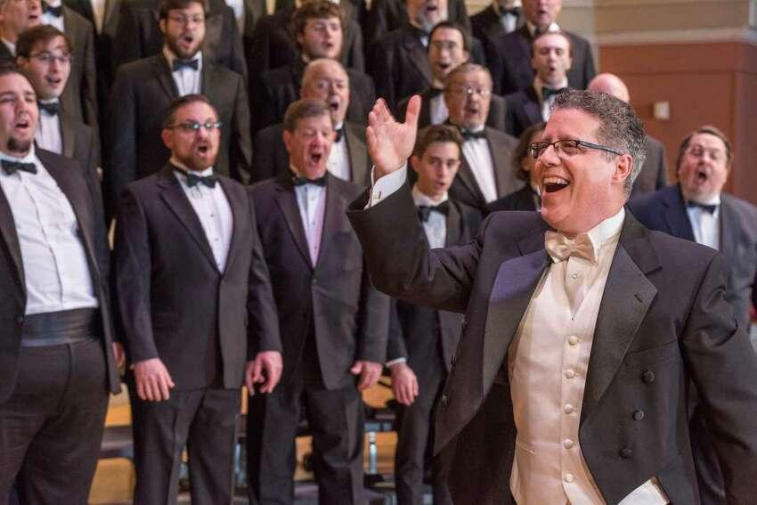 Mozart Grand Mass in C Minor, Ola Gjeilo World Premiere, featuring Albany Pro Musica Masterworks Chorus Orchestra Pro Musica, José Daniel Flores-Caraballo, Albany Pro Musica Artistic Director and Conductor. (photo: Gary Gold)