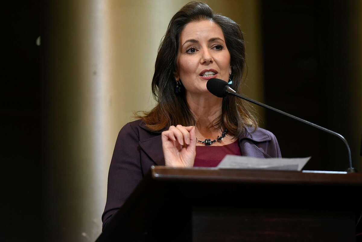 """Schaaf argued for """"operational or financial need"""" in planning budget cuts in Oakland."""