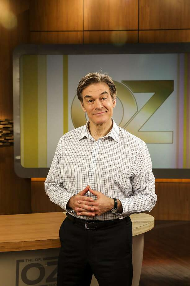 "Dr. Mehmet Oz, host and producer of ""The Dr. Oz Show,"" helped Turkish Airlines develop an in-flight wellness program meant to help passengers ward off air travel's negative effects. Photo: Krista Schlueter / New York Times 2018"