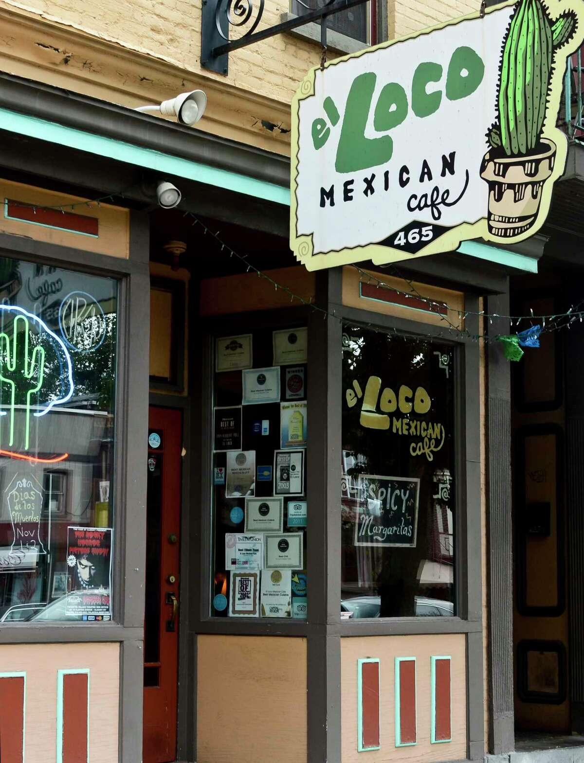 Best Mexican/Central/South American restaurant 465 Madison Ave., Albany | Website