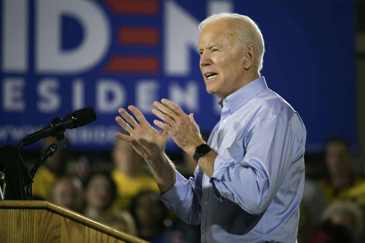 Former Vice President Joe Biden  Former Vice President Joseph R. Biden Jr. announced in late April that he would seek the Democratic nomination.