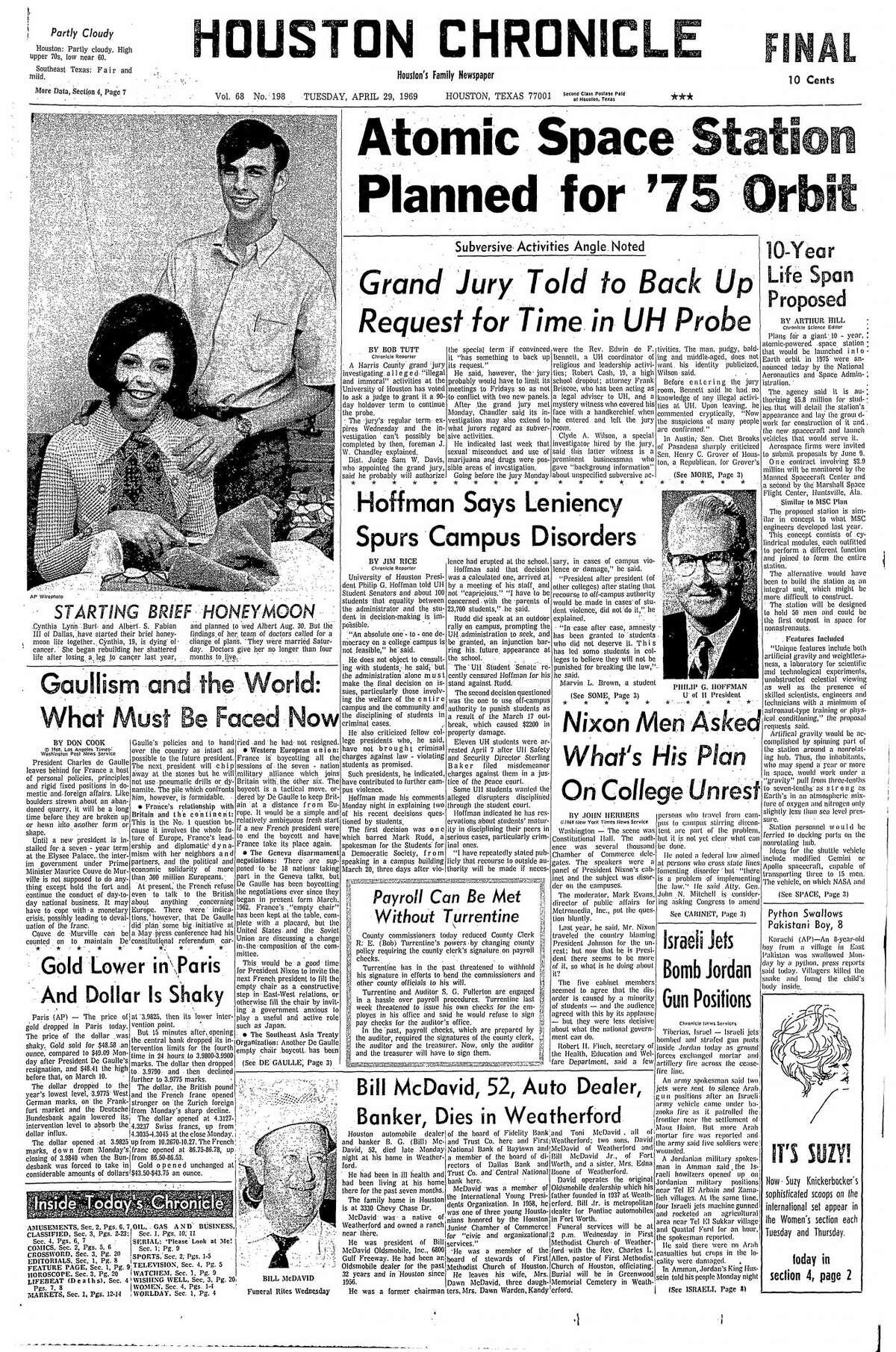 April 29, 1969