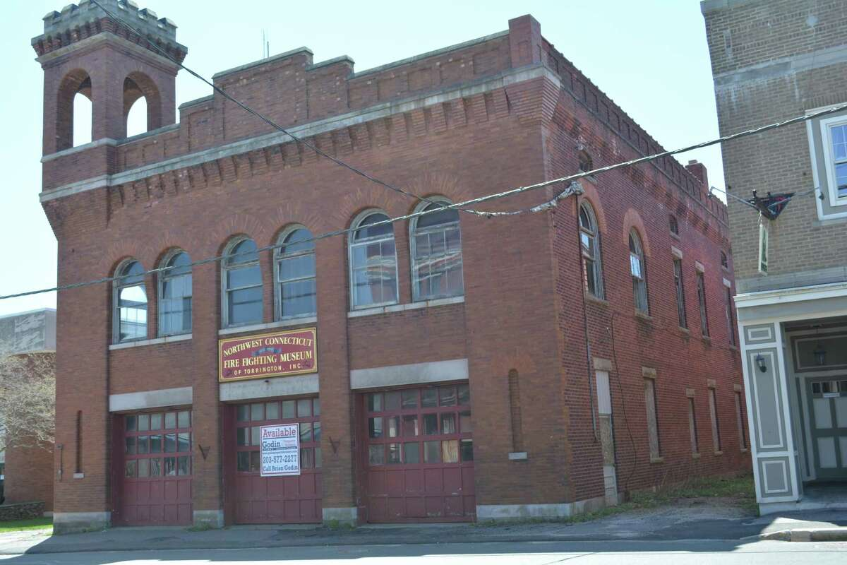 The old Torrington Firehouse at 112 Water Street is expected to open as a microbrewery this fall.