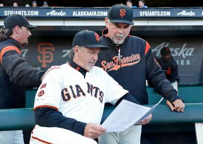 Giants Splash: Ron Wotus on his longevity and a 'very conscientious' Gabe Kapler