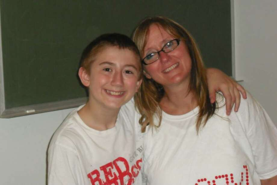 Were you seen at 2009 Blood drive at Watervliet High? Photo: Emily Keller
