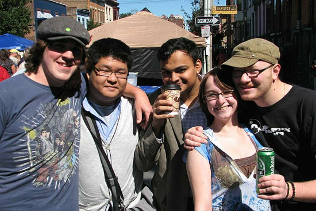 Were you seen at 2009 LarkFest?