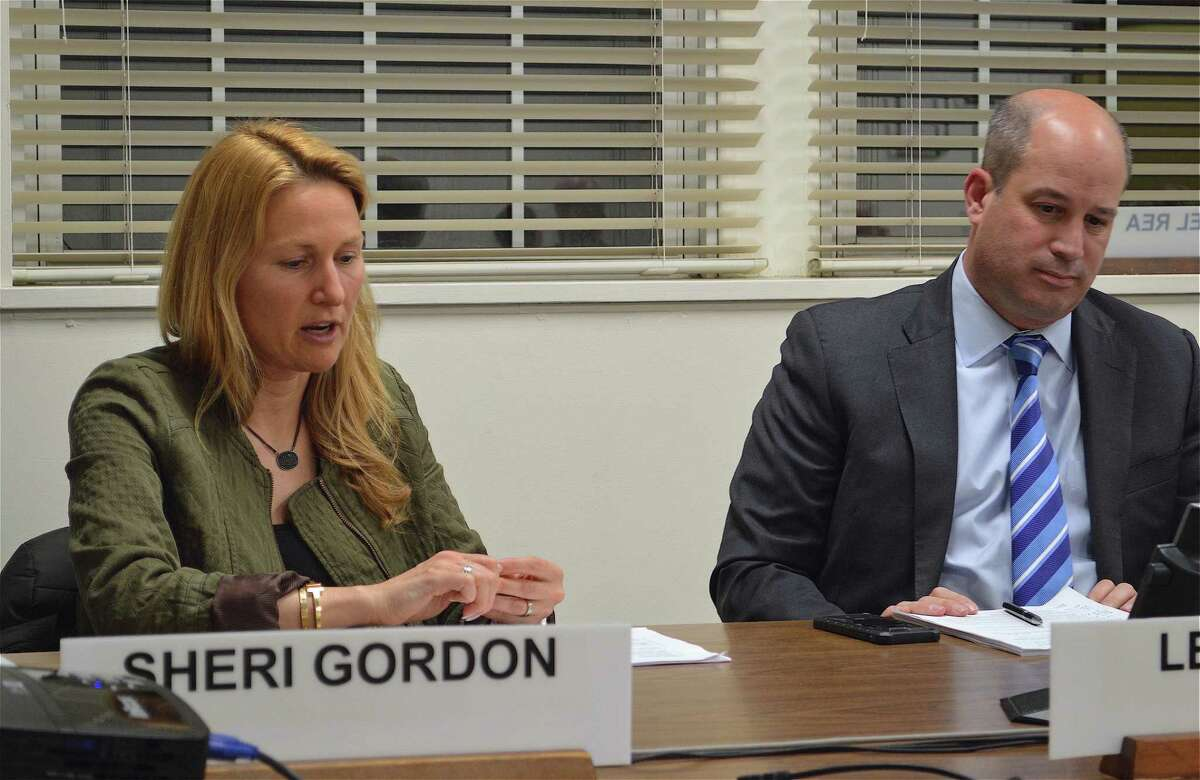 Sheri Gordon, a member of the Board of Finance, was endorsed by the DTC to return to the BOF for this year's municipal election.