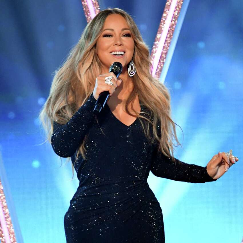 Now: Mariah Carey Honoree Mariah Carey performs onstage during the 2019 Billboard Music Awards at MGM Grand Garden Arena on May 01, 2019 in Las Vegas, Nevada.