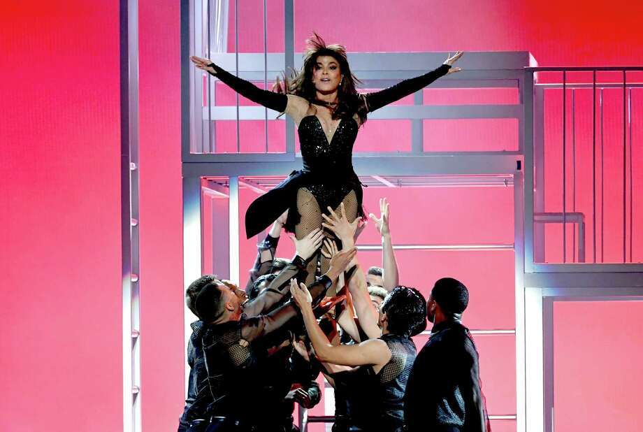 LAS VEGAS, NEVADA - MAY 01: Paula Abdul performs onstage during the 2019 Billboard Music Awards at MGM Grand Garden Arena on May 01, 2019 in Las Vegas, Nevada. Photo: Kevin Winter, Getty Images For Dcp / 2019 Getty Images