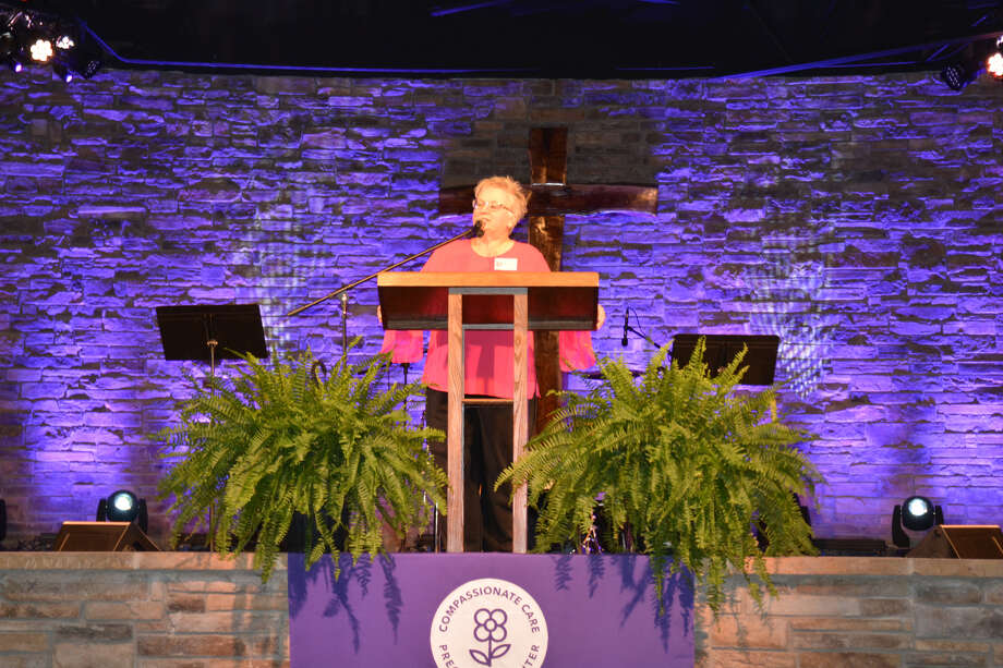 Compassionate Care Pregnancy Center hosted its annual Faith in Action Banquet Monday night. Photo: Kaelene Hansen/For The Herald