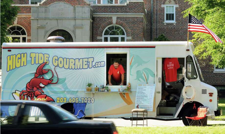 An ordinance change in Deer Park, means residents might sometimes see food trucks similar to this one operating in the city. Thenew law allows food truck to set up on private property with permission from the property owner or on city property, such as a park, with the city's permission.