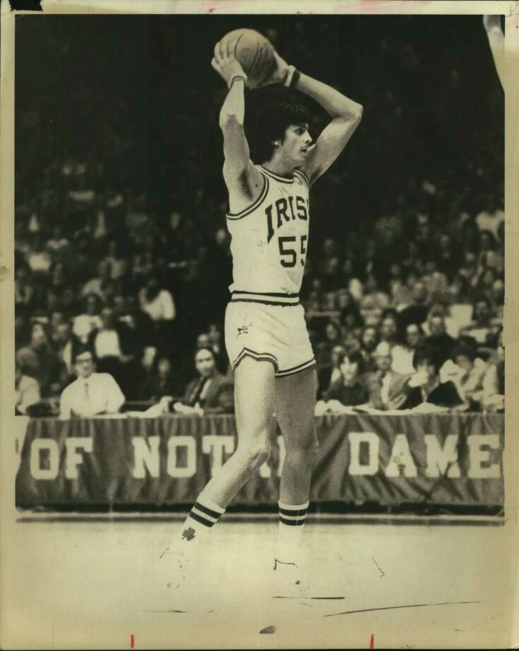 Here are the San Antonio Independent School District Athletic Hall of Fame Class of 2019. Gilbert Salinas, a 1977 Burbank graduate, earned national and state recognition in basketball. / San Antonio Express-News