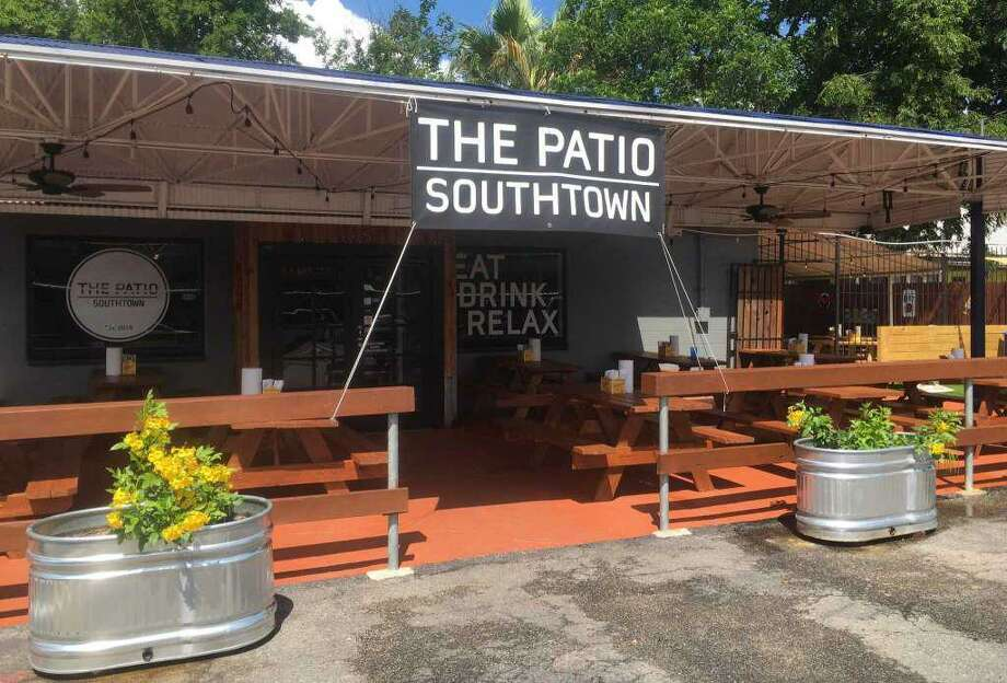 The Patio Southtown, located at 1035 S. Presa St., is set to reopen soon after a four-month renovation. Photo: Chuck Blount /Staff