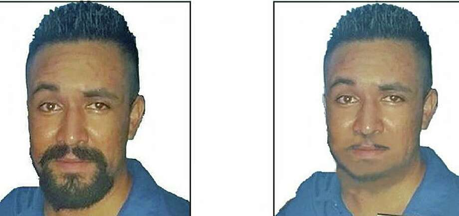 Police used these composite images to try to track down Edibaldo Duran, who after being captured in Mexico pleaded guilty to raping a Sacred Heart University student. Photo: Contributed Photo / Contributed Photo / Fairfield Citizen contributed