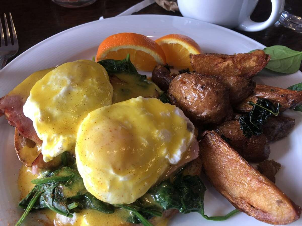 6th and B This Inner Richmond spot offers a no-fuss menu in a relatively calm part of the city. Order their eggs Benedict, served with poached eggs, spinach, hollandaise and house potatoes. Find them: 452 Balboa St.| Contact:(415) 753-9138,6thandb.com