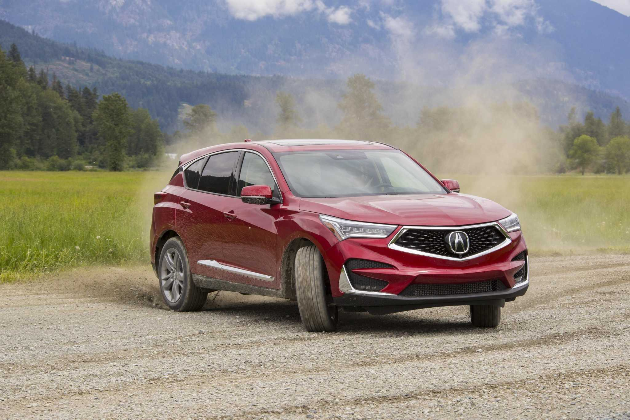 2019 Acura RDX a primer on traction and torque redeveloped ...