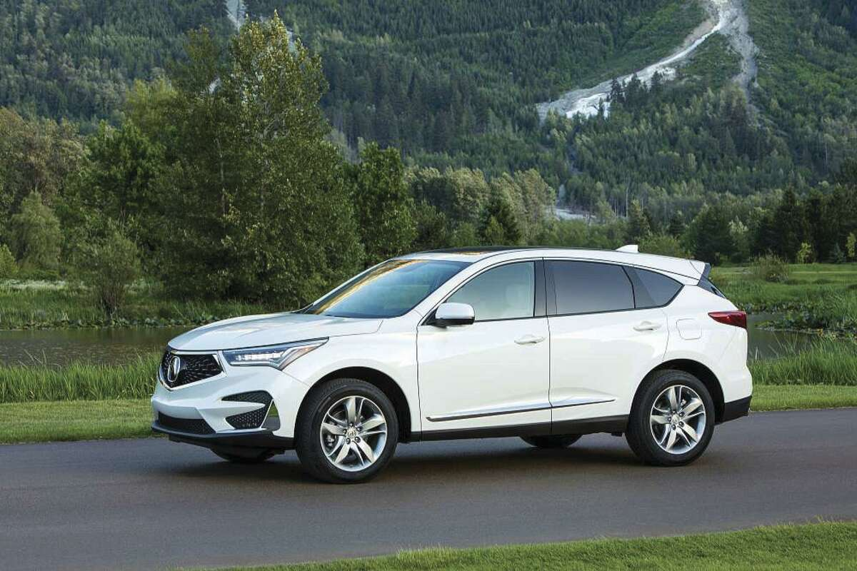 """10. Acura RDX Assembled in: East Liberty, Ohio MSRP: $37,400 """"The 2019 Acura RDX is delightful, with a comfortable interior, refined powertrain and engaging road manners, but it's got a problem Titanic enough to sink its overall appeal: a confounding, overcomplicated multimedia system.""""Assembled in East Liberty, OhioAssembled in East Liberty, Ohio"""