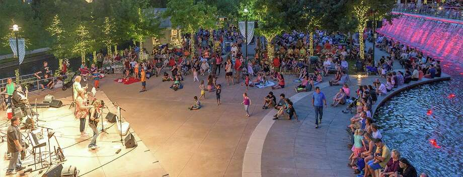 The music just keeps coming in The Woodlands, as officials from The Woodlands Township announced this week the lineup for the annual summer concert series Waterway Nights, which rock 'n' rolls the Waterway Square for nine consecutive Saturday evenings starting May 4. Photo: Image Courtesy/The Woodlands Township / Image Courtesy/The Woodlands Township