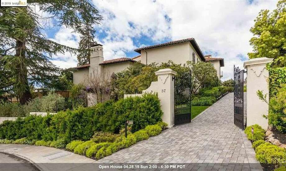 "Green Day co-founder and bassist Mike Dirnt is saying ""Good Riddance"" to his Piedmont, CA, home. Photo: REALTOR.com"