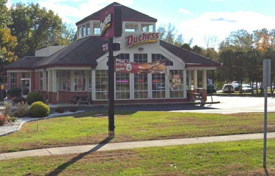 Dutchess of Danbury on Mill Plain Road was one of six kitchens that failed the city's health department inspection in April. Photo: Google Maps