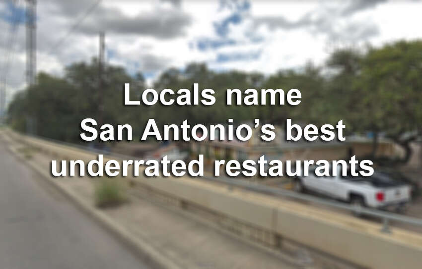Not all of San Antonio's best restaurants are popular ones. We asked MySA readers to name their favorite underrated restaurants, and they delivered. Click ahead to find out where San Antonio's hidden gem restaurants are located.