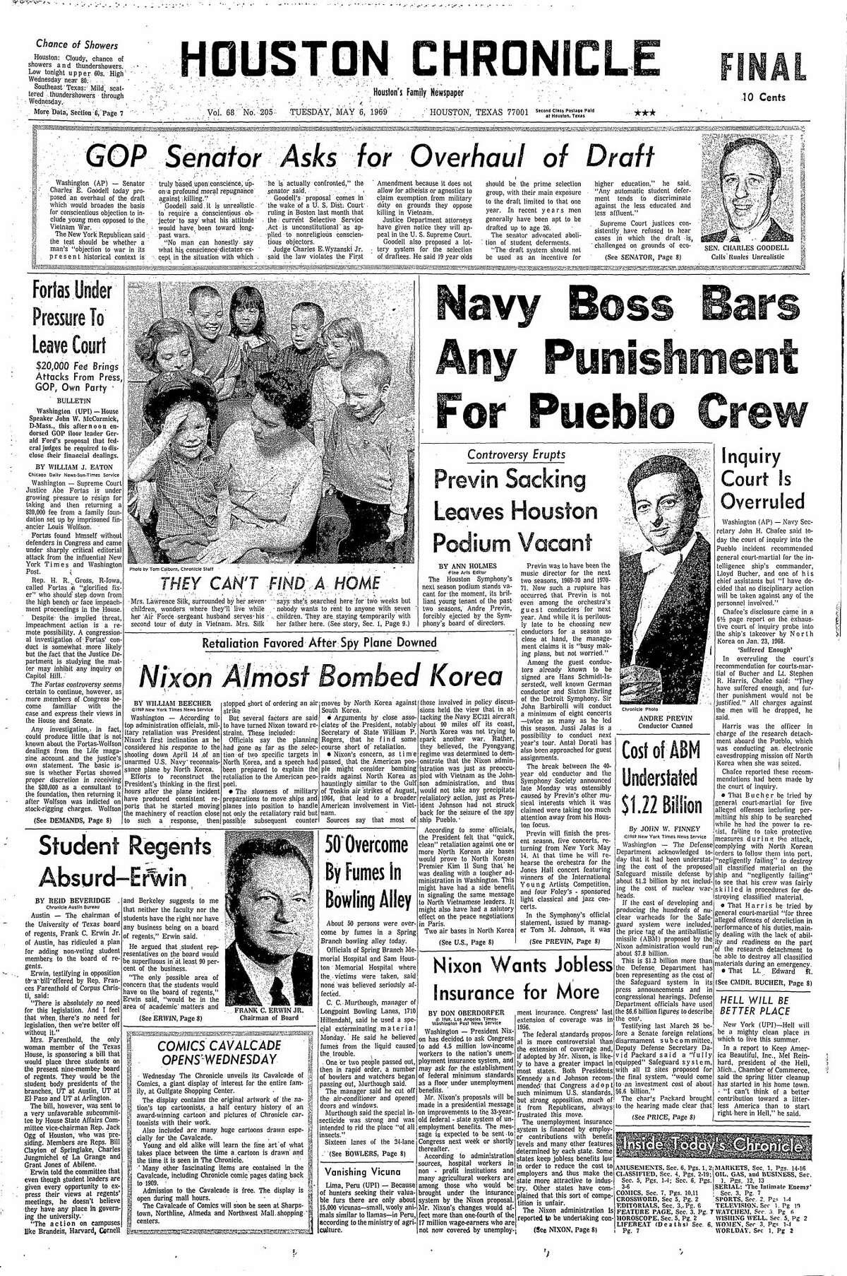 May 6, 1969