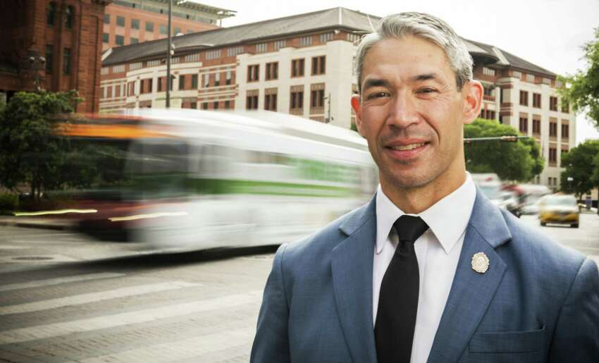 Results from the 2019 city and county elections: Mayor Ron Nirenberg (headed to runoffs)
