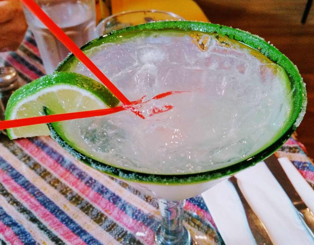 Margarita at Mezcal in New Haven.