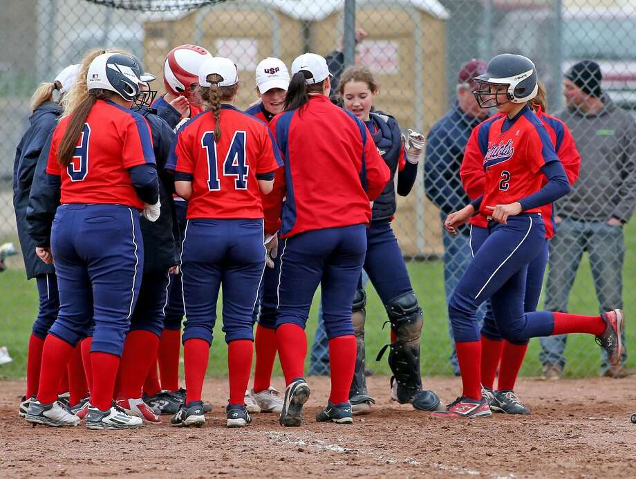 USA at Cass City — Softball Photo: Paul P. Adams/Huron Daily Tribune