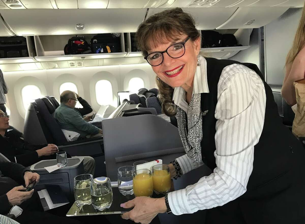 Lush inflight business class service is likely to become more scaled back in leaner times