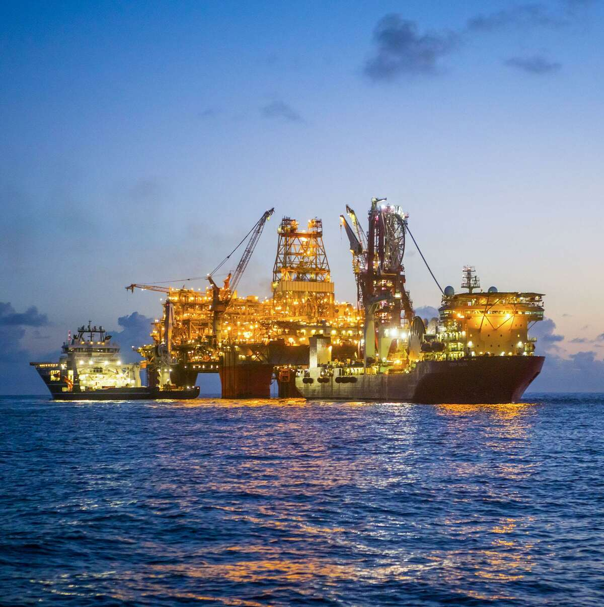 BP said it started up the Thunder Horse South Expansion Projection in the Gulf of Mexico 11 months ahead of schedule and $150 million under budget.