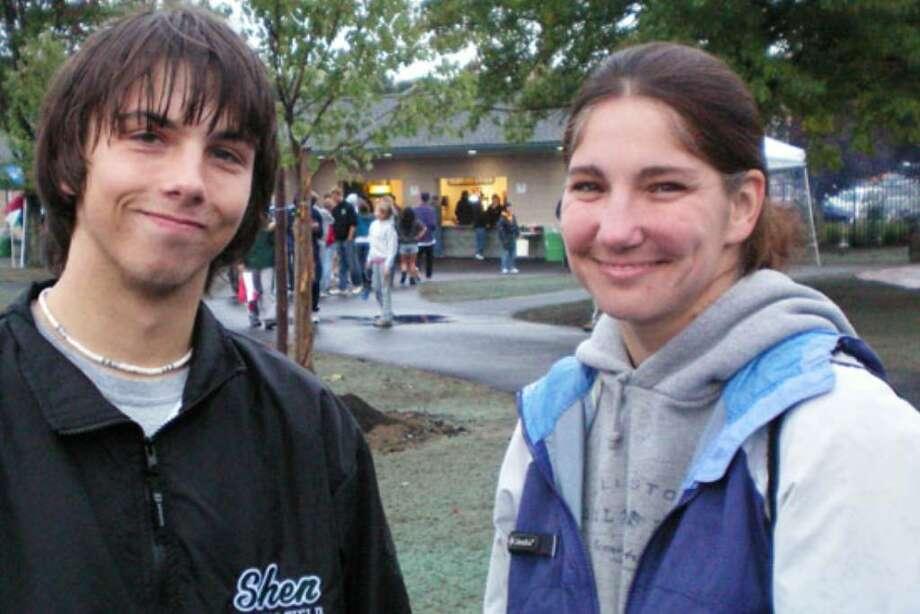 Were you seen at 2009 High school football - Schenectady-Shenendehowa? Photo: Mike Saccocio