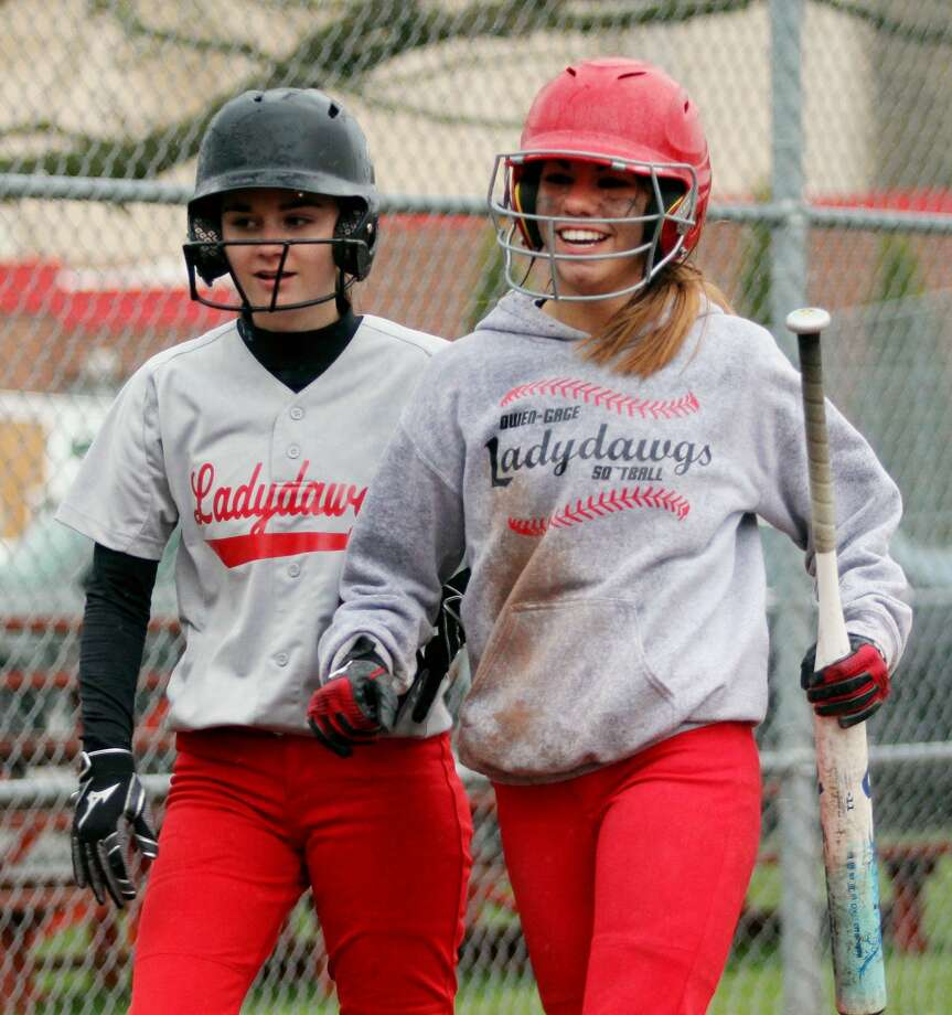 Owen-Gage at Caseville — Softball