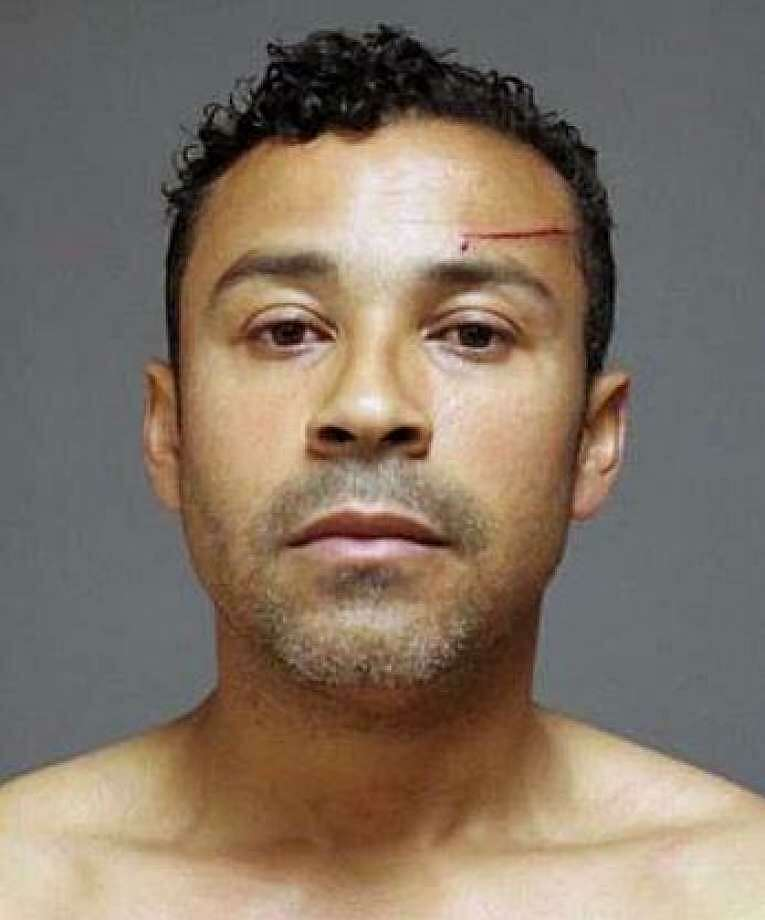 Guilherme Lima-DaSilva, 40, of Houston Avenue in Bridgeport, was charged with home invasion, assault on an elderly person, second-degree threatening, second-degree larceny, second-degree robbery, unlawful restraint, reckless driving, engaging police in a pursuit, evading responsibility, unregistered motor vehicle, misuse of plates and no insurance. Photo: Contributed Photo / Fairfield Police Department