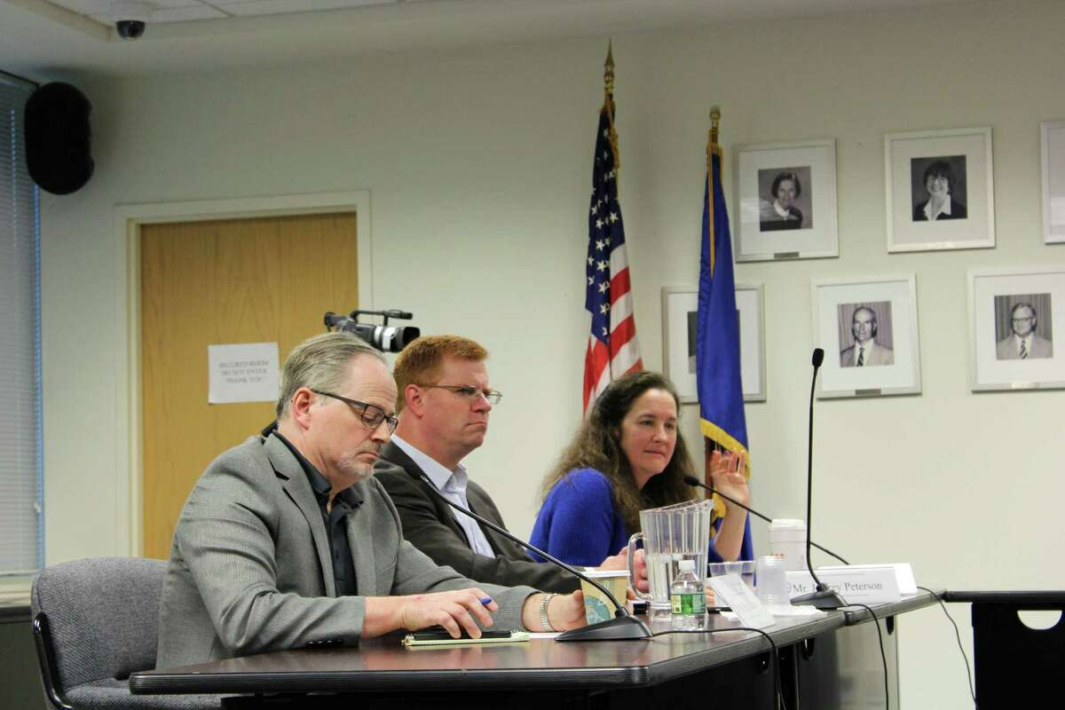 The Board of Education hosted a town hall at their central offices on April 30.